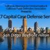 <center>CACJ &#038; CPDA 2017 Capital Case Defense Seminar<br>Program Information</center>